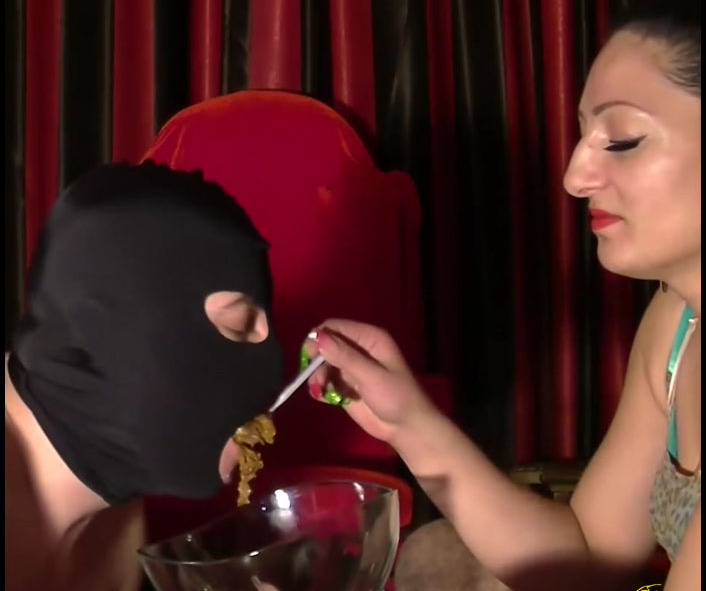 Fanni - Mix Compilation nr 27 Toilet Slave and Dommes [FullHD 1080p] Scat, Shit, Poo