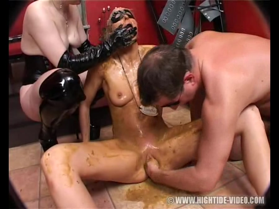 Veronika Hans - Living Toilet (Group Scat, Couples Scat) - Hightide [SD]
