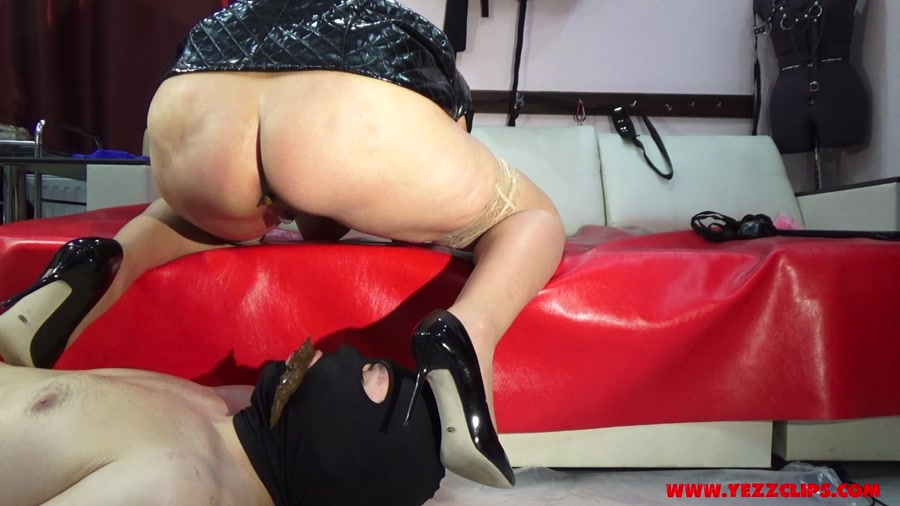 Scat Extreme - Mistress Annabelle - Shit lover [HD 1080p]