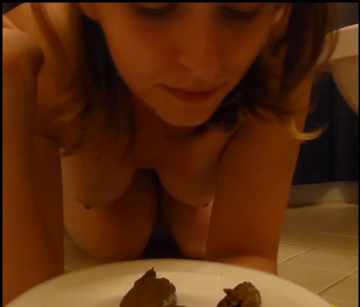 SecretLover3 - Full Plate of Shit (Poopping, Shitting, Solo) - Shitting [FullHD 1080p]