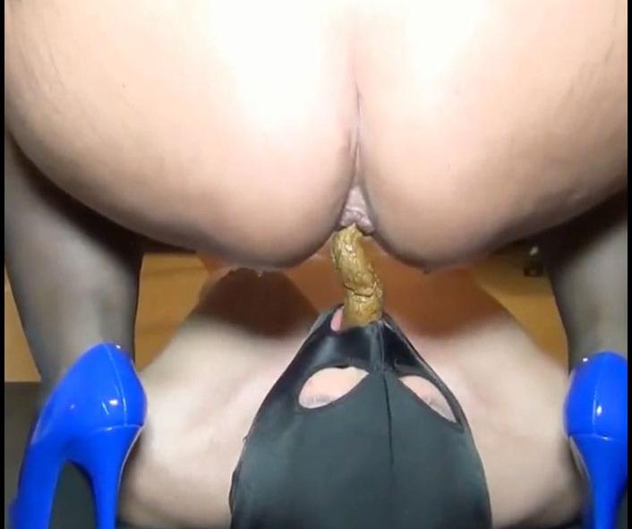 PrincessMonica - All you can eat (Poopping, Shitting, Big pile)  [FullHD 1080p]
