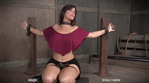 SexuallyBroken: Syren De Mer - BDSM Torture with MILF (HD/720p/1.61 GB) 28.11.2017