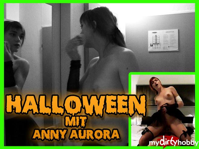 AnnyAurora - Den Tod Gefickt - Halloween (Teen) - MyDirtyHobby/MDH [FullHD 1080p]