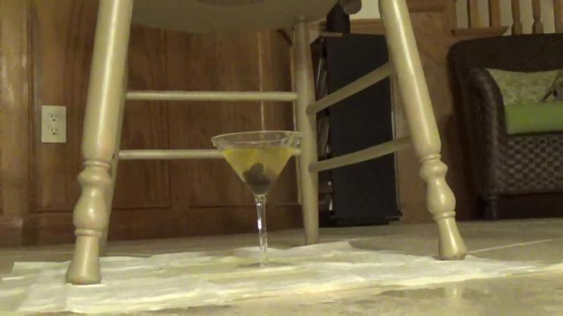 EricaKay - Mistress Erica's Extra Dirty Martini (Scat / Poo) Scatshop [FullHD 1080p]