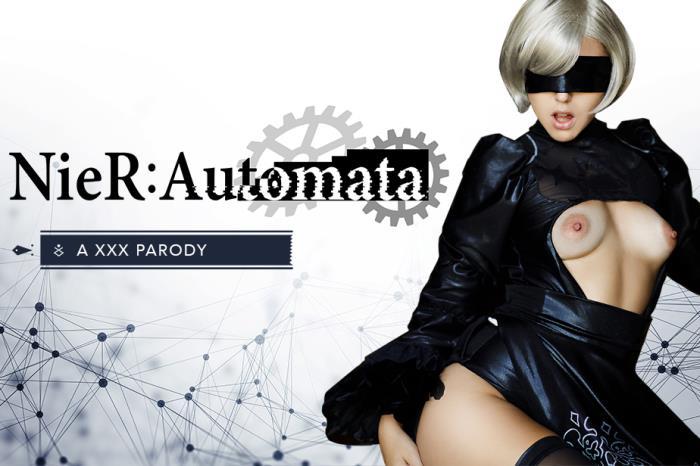 vrcosplayx.com - Zoe Doll - NieR: Automata A XXX Parody [3D, VR, 2K UHD, 1440p]