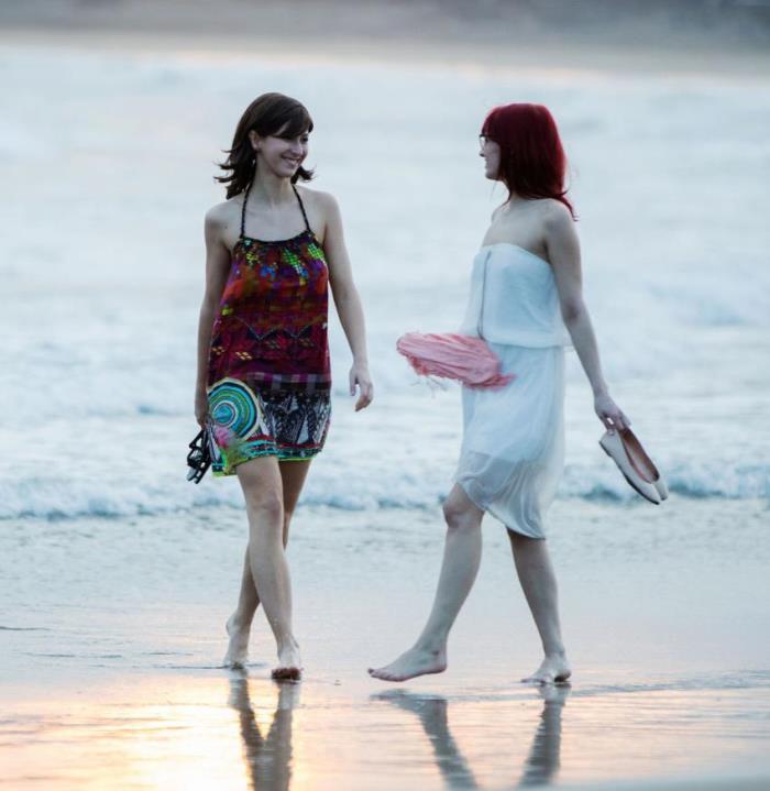 Emylia Argan, Leila Smith - Hair Episode 3 Hope (Lesbians) - SexArt [HD 720p]
