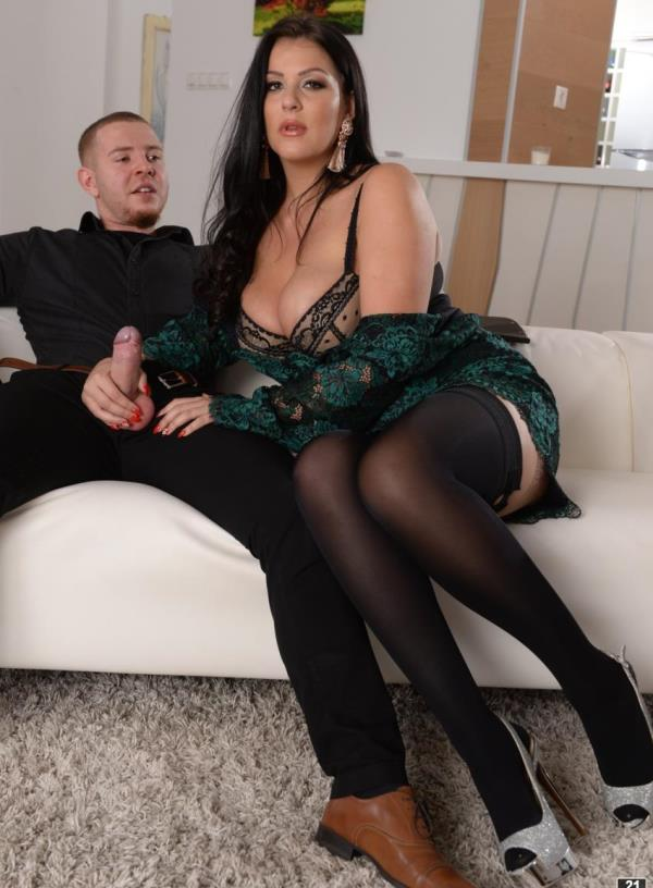 Anissa Jolie - Two In One [HD 720p]
