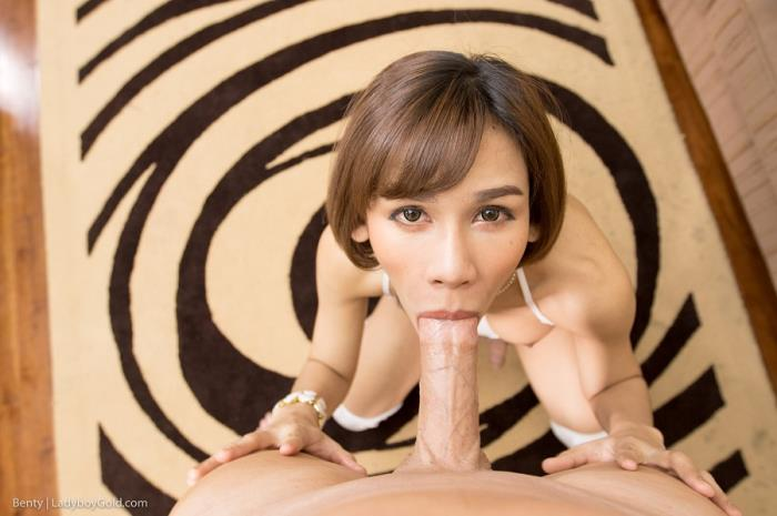 Benty - Dancing and Mutual Stroking (ladyboygold) HD 720p