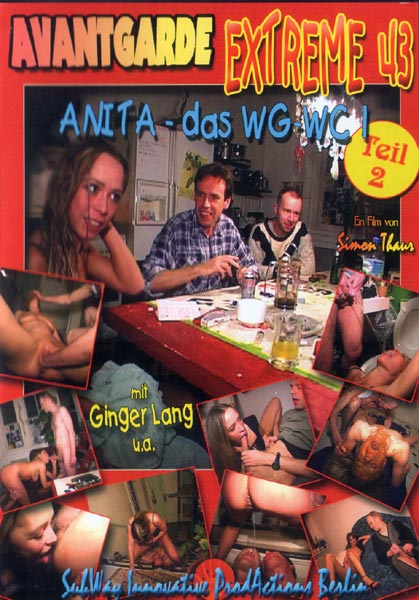 Anita - Avantgarde Extreme 43 - Das WG-WC Teil 2 [SD/1.10 GB]- SubWay Innovate ProdAction