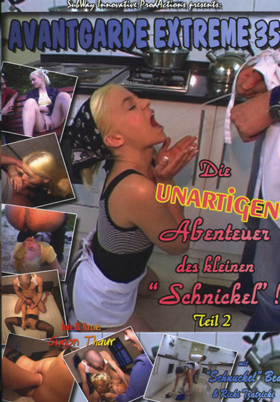 Girls from KitKatClub - Avantgarde Extreme 35 (Scat / Domination) SubWay Innovate ProdAction [SD]