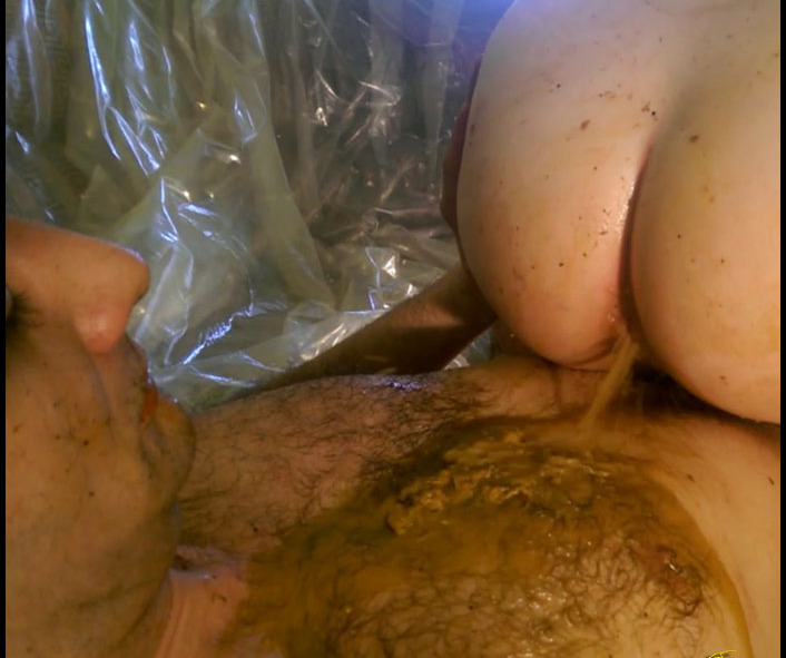 Lilith - Scat Paradise. Part 3 (Solo Scat, Masturbation, Dirty Anal)  [FullHD 1080p]