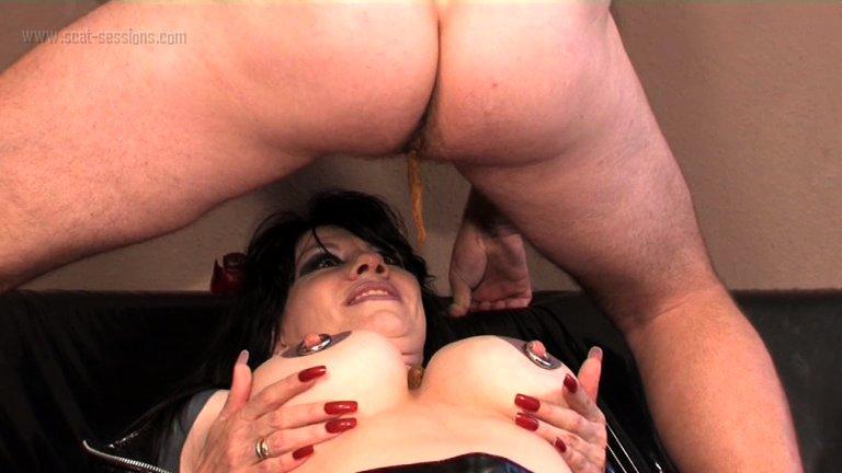 ScatLilSecret - [PSG 0259] Veronika Moser Scat Sex (Domination, Scat)  [SD]