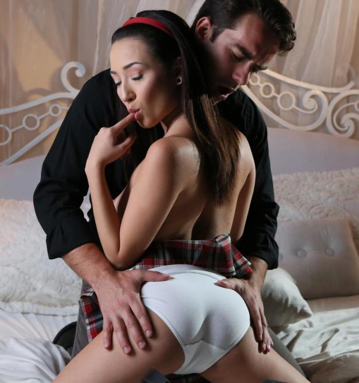 Newsensations - Kiley Jay [Schoolgirl Kiley Wants It Hard At Home] (HD 720p)