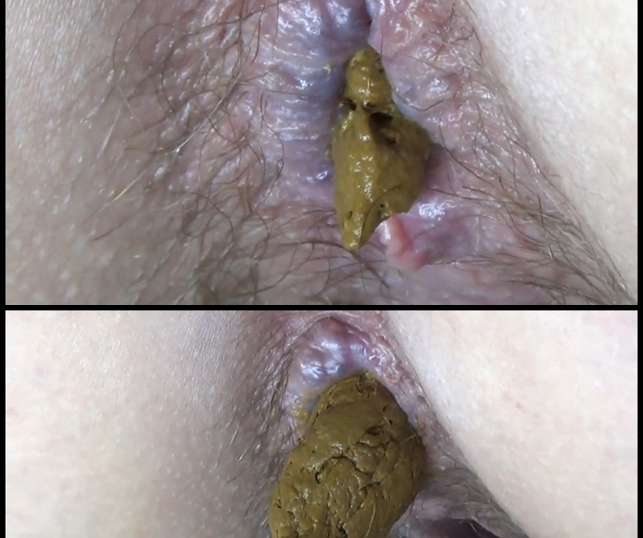 DirtyBetty - My appetizing and tasty shit closeup (Solo Scat) [FullHD 1080p] [
