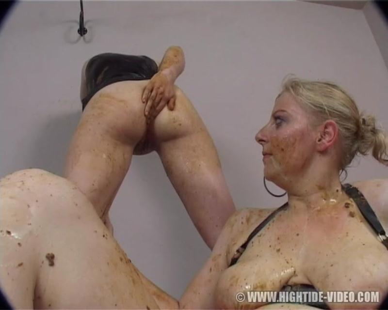 Maisy Van Kamp, Lara - Lesbian Shitlove (Enema, Scat Lesbian) Defecation [SD]