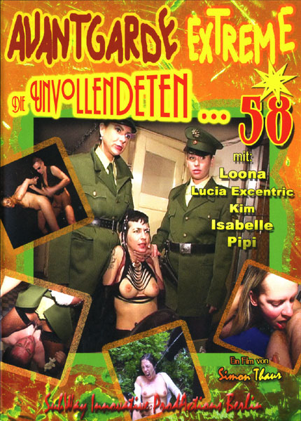 Loona, Donna Excentric - Avantgarde Extreme 58 [DVDRip]