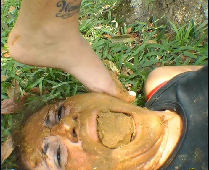 Mistress Natalia Martinez - Lesbian Scat Military Girls (Femdom Scat, Toilet Slavery, Domination, Scat)  [FullHD 1080p]