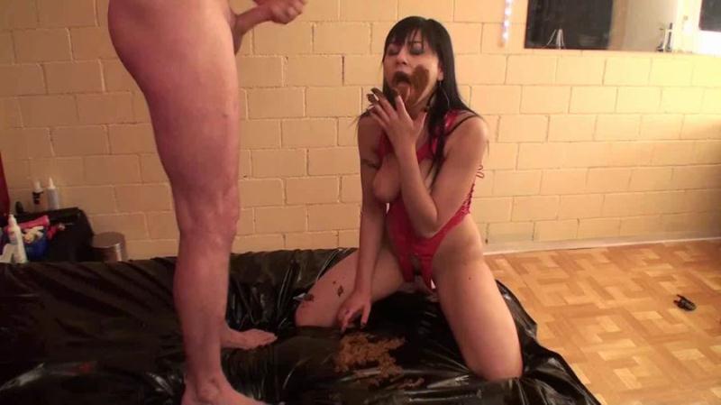Amanda, Sonya - Scat Hardcore (Scat / Shit) Scatrina [HD 720p]