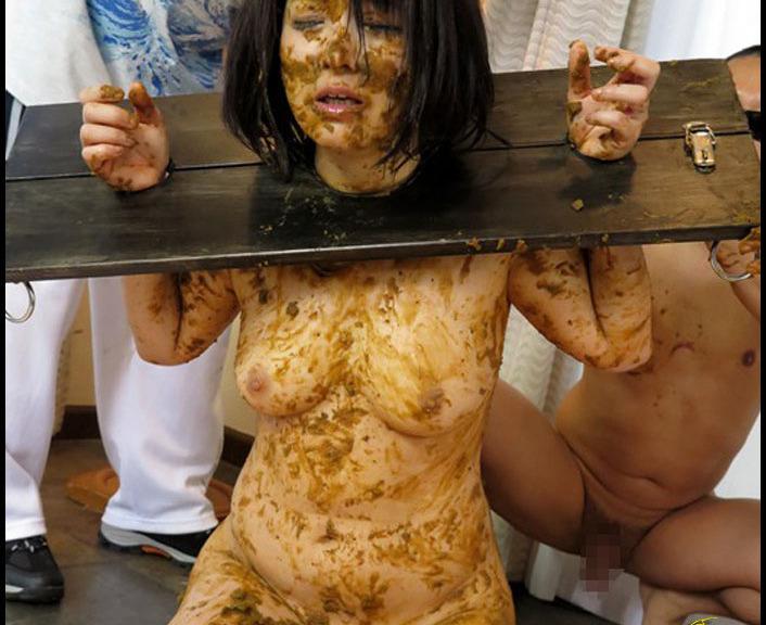 Juri Ayuhara - Anal Pies Coprophagy Restraint Celebrity Shit Pig Toilet (Enema, Japanse Shitting)  [FullHD 1080p]