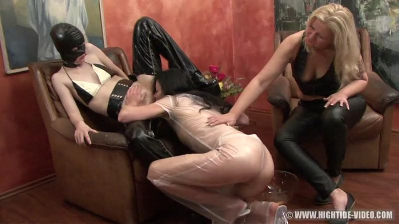 Mia, Rieke, Pantygirl, 1 male - BROWN DREAMS (Scat, Fisting, Vomit) Hightide-Video [HD 720p]