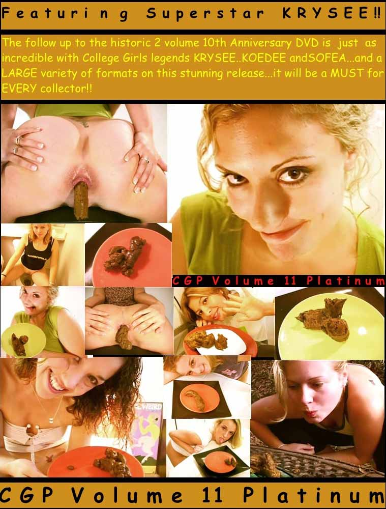 Paige, Koedee, Sofea, Annah, Mercedes, Mycah - College Girls Pooping 11 (Scat, Teen, Solo Scat) [DVDRip] [X-Models]