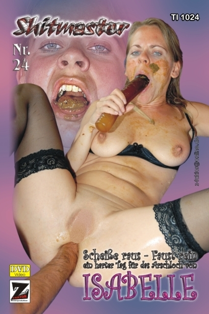 Isabelle - Shitmaster 24 (Germany, Domination Scat) [DVDRip] [Z-Faktor Medien]