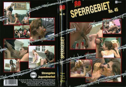 SG studio: ShitGirl - Sperrgebiet No. 45 [DVDRip] Sex Scat, Germany