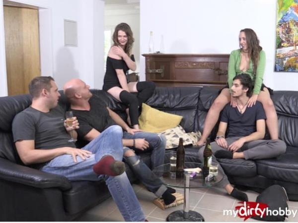 MyDirtyHobby/MDH: - Schluck-Wunder - - Party-Nacht eskaliert Komplett - Party night escalated COMPLETE (2017) FullHD - 1080p
