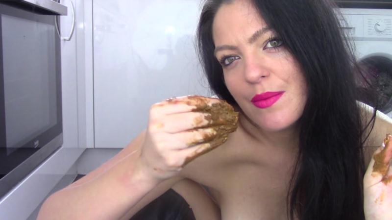 Evamarie88 - Sniff My Shit (Scat / Solo) Defecation [FullHD 1080p]
