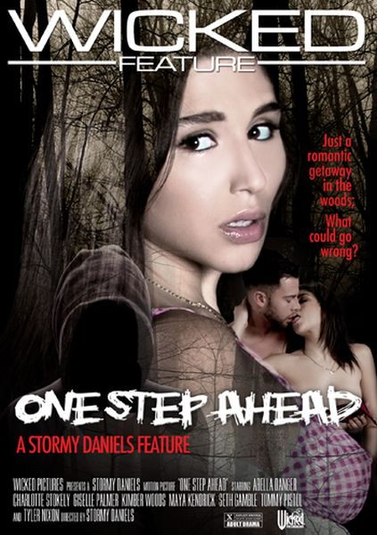 Maya Kendrick, Giselle Palmer, Charlotte Stokely, Abella Danger, Kimber Woods, Tommy Pistol, Tyler Nixon, and Seth Gamble. - One Step Ahead (2017/Wicked/HD/720p)