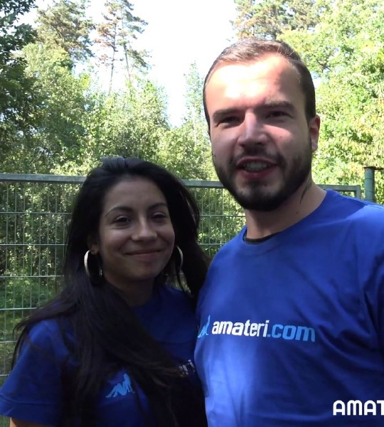 AmateriPremium: Kim - Czech amateurs couple Iveta and Adam  [FullHD 1080p] (3.07 Gb)