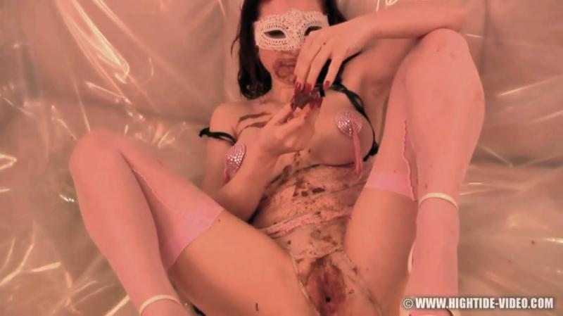 Regina Bella - Private Clips Vol. 1 (Scat, Vomit, Masturbation, Solo) Hightide Video [DVDRip]