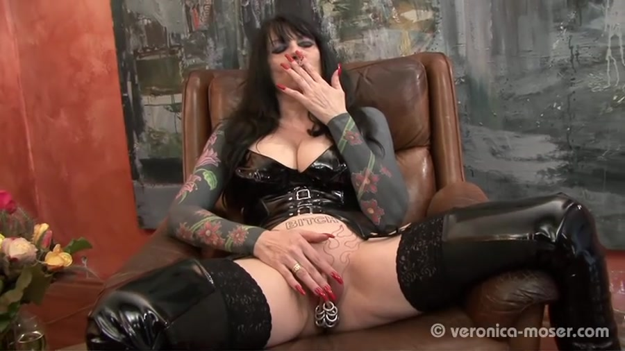Veronica Moser - The Bitch 2 (Femdom Scat, Germany) - Veronoca-moser.com [SD]