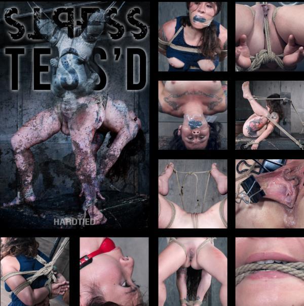 HardTied: Tess Dagger - StressTess'd (HD/720p/2.47 GB) 28.11.2017