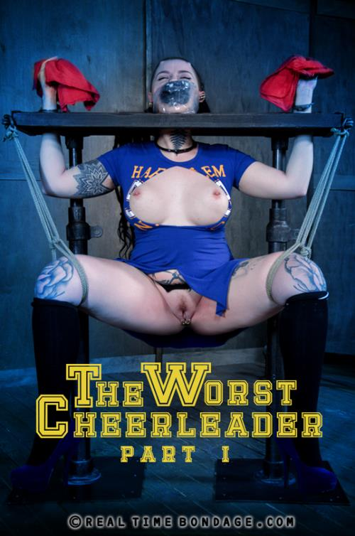 Luna LaVey - The Worst Cheerleader: Part 1 (28.11.2017/RealTimeBondage.com/HD/720p)