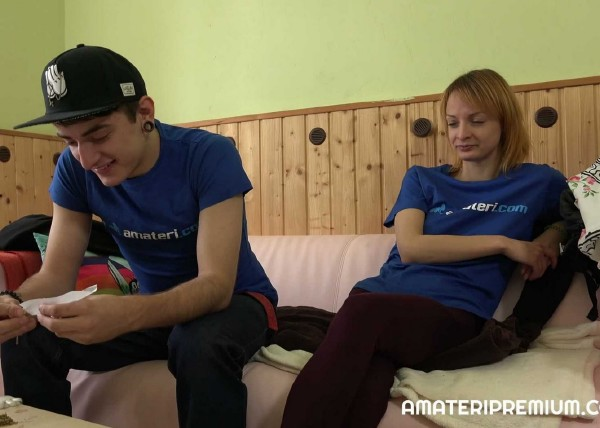 Rose - Czech amateurs couple Rose and Tim  - AmateriPremium   [FullHD 1080p]