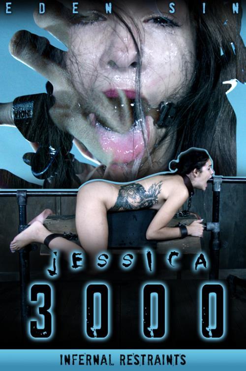 Eden Sin - Jessica 3000 (28.11.2017/InfernalRestraints.com/HD/720p)