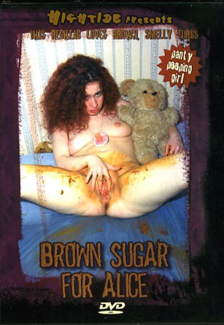 Alice - Brown Sugar for Alice (Amateurs Scat, Young Scat Girls) Hightide Video [SD]
