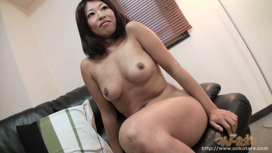 Ikehata Kaori Sobako - 32 Jahre 01381b-Scat-Asian (Japan Scat / Solo) - Unkotare [HD 720p]