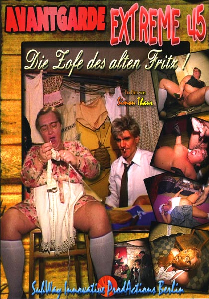 Girls from KitKatClub - Avantgarde Extreme 45 - Die Zofe Des Alten Fritz (Scat / Domination) SubWay Innovate ProdAction [SD]