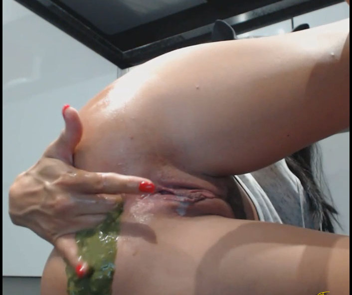 DirtyScat - Anal Fisting and Diarrhea (Solo Scat, Smearing, Dirty Anal)  [FullHD 1080p]