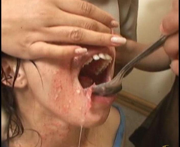 Veronika - Cruel Vomit 2 (Vomit Brazil, Scat Brazil, Domination Scat)  [SD]