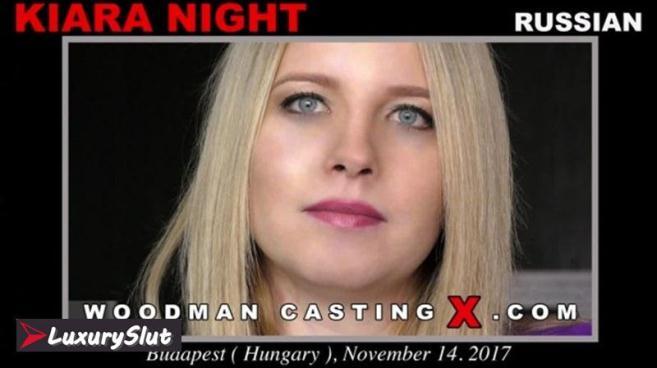 Kiara Night : WoodmanCastingX.com  [797 MB] K2S.cc