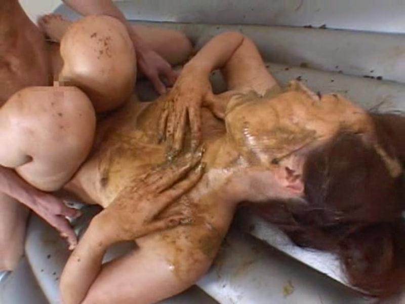 Kureka - Kut 012 Kureka eats shit (Scat Lesbian, Femdom Scat) Natural High [DVDRip]