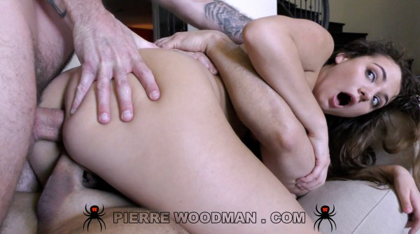 WoodmanCastingX - Charlotte Cross [Hard - My first DP was with two men] (SD 540p)