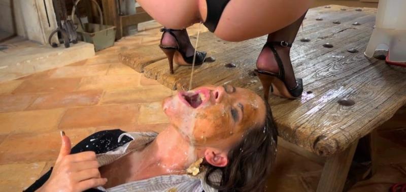 Honey - Honey's Lesbian Shit Dinner (Scat / Lesbian)  [SiteRip]