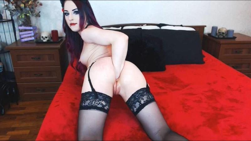 Xandria Goddess - Ass stretching anal fisting and gape (ManyVids.com) HD 2017