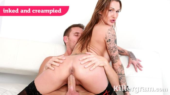 Chantelle Fox - Inked and Creamed (2017 / CreamMyCunt / Killergram)  [HD / 720p/ 662.38 Mb]