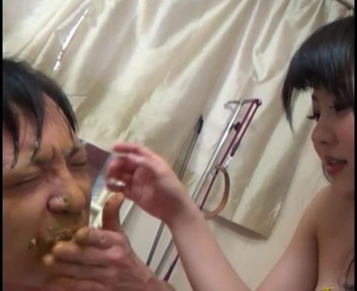Anna Yoshimura - Gerosuka Slut Human Decay Series (Japan Scat, Domination Scat)  [SD]