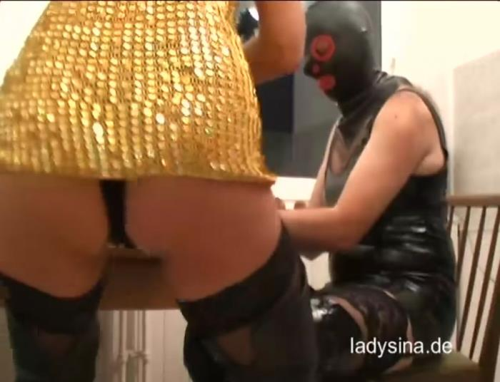Lady Sina - Mit Anja1 - (2016 / ladysina.de) [SD / 122 MB]